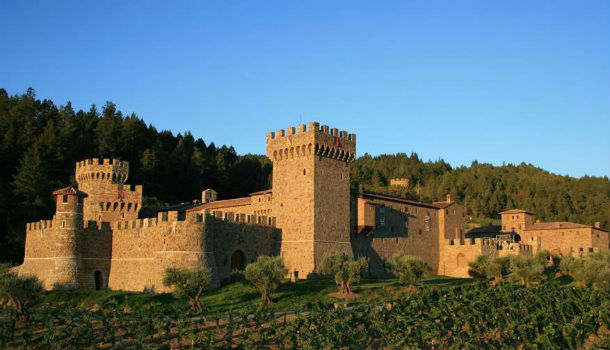 A Napa Valley Castle Winery Proposal