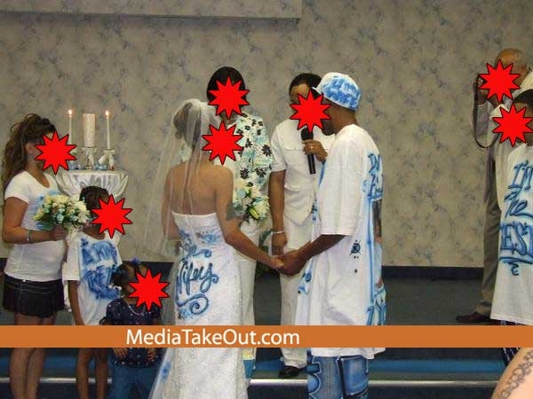 A Ghetto Wedding