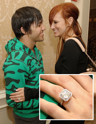 Dazzling Celebrity Engagement Rings