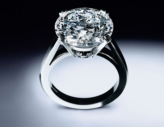 debeers_905ct round brilliant ring - Amazing Wedding Rings