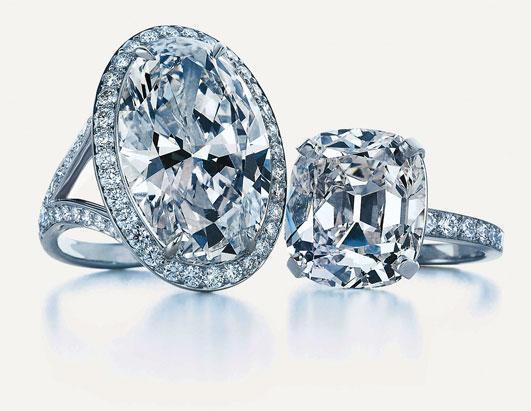Tiffany Style Wedding Band 59 Elegant Tiffany oval diamond engagement