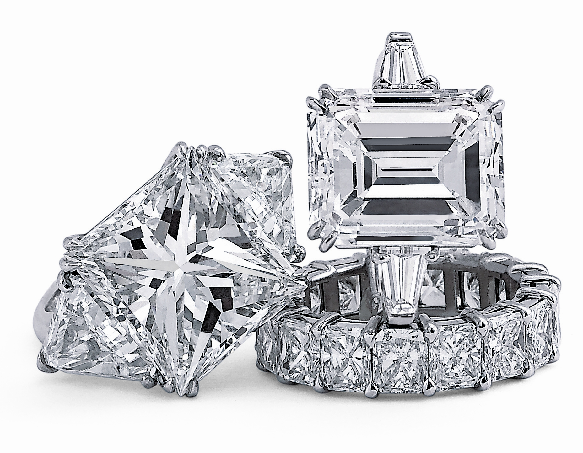 from the ivanka trump collection - Jared Wedding Rings For Her