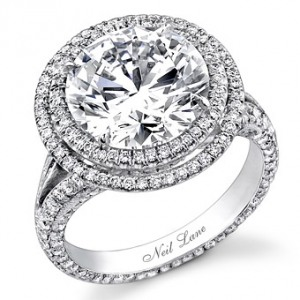 jennifer hudson ring - Large Wedding Rings