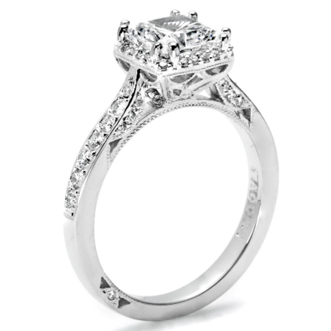 Win This Stunning Platinum Tacori Engagement Ring Engagement 101
