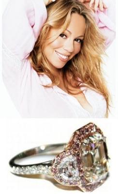 mariah carey engagement - Mariah Carey Wedding Ring