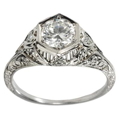 Kat Von D\'s Engagement Ring