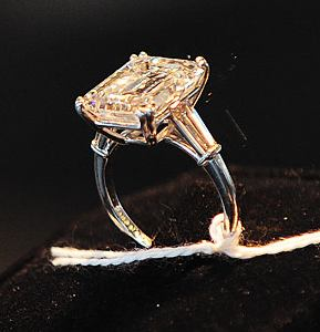 madoff engagement ring - Million Dollar Wedding Rings