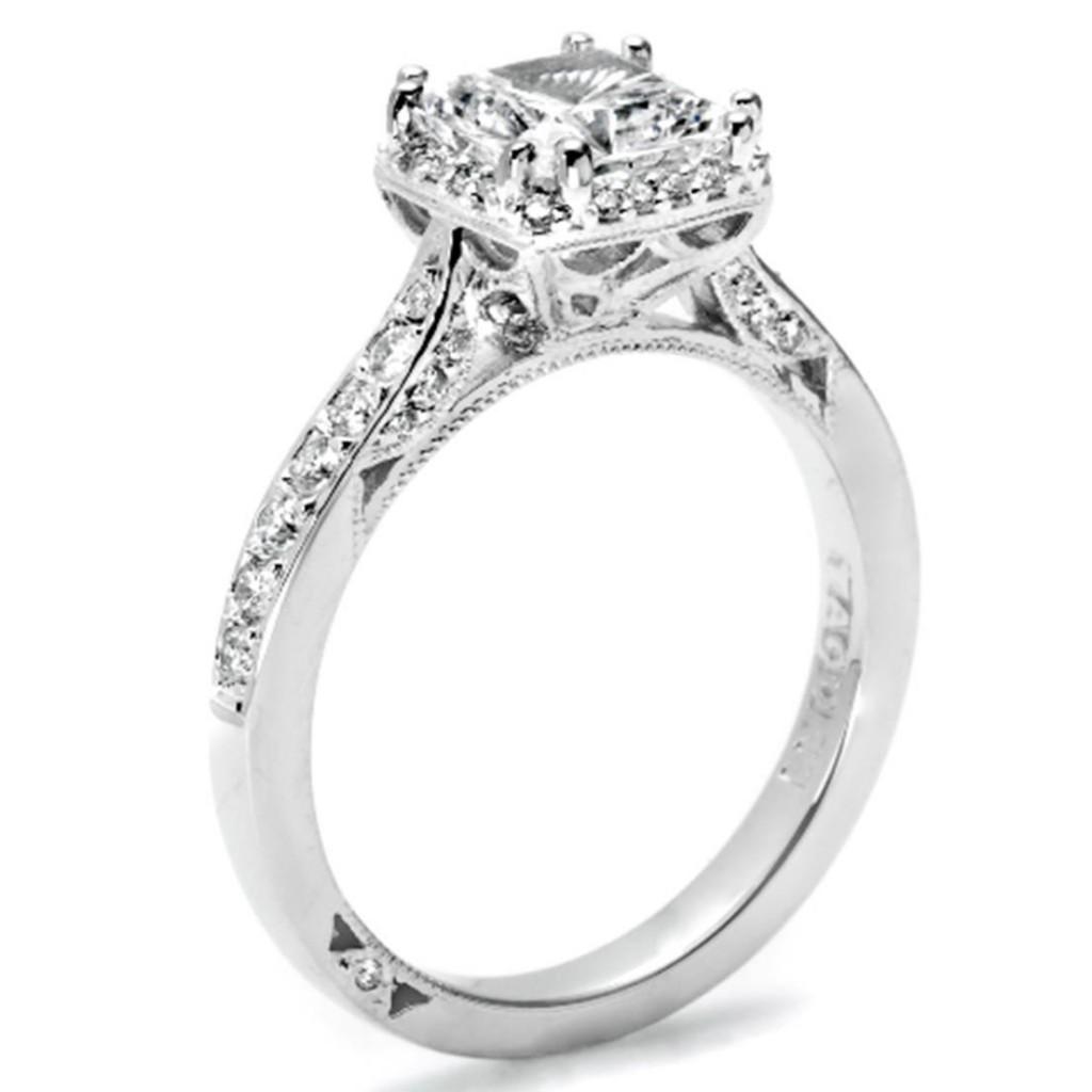 win this stunning platinum tacori engagement ring