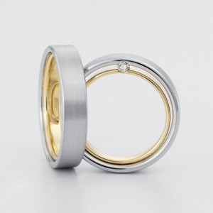matching wedding set - Gay Wedding Ring