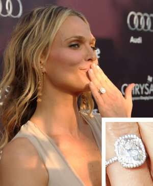 Jic Top 5 Celebrity Engagement Rings Of 2011 Faye S