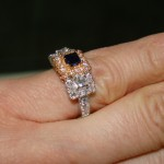 Sapphire Engagement Rings Galore