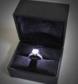 Light Up Your Engagement Ring Engagement 101