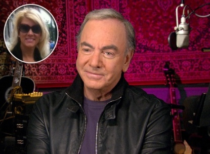neil diamond got engaged