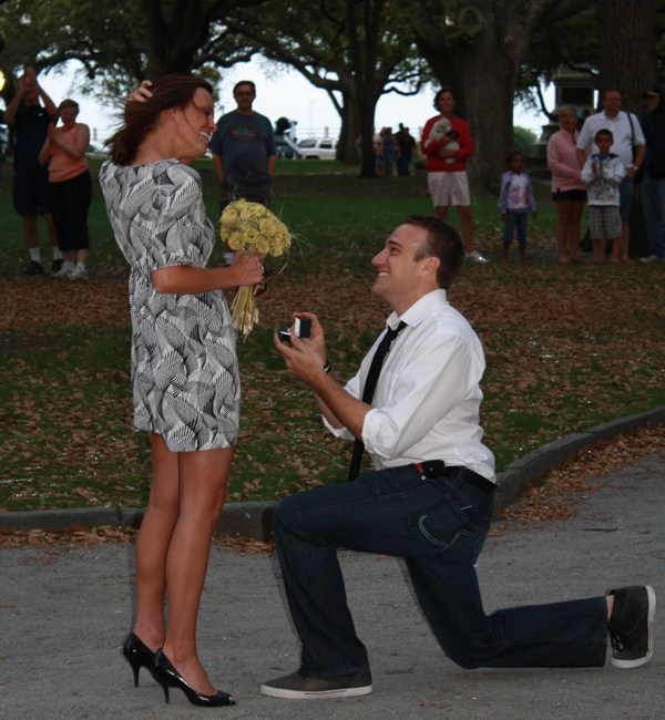 4 Tips To Pull Off A Public Proposal Engagement 101