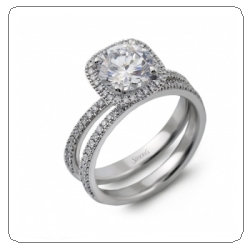 simongset wedding set engagement ring