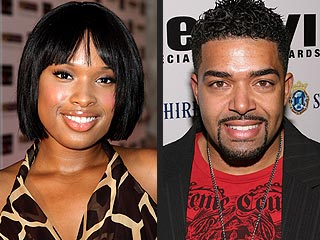 Jennifer Hudson is engaged to David Otunga. Photo courtesy of People magazine.
