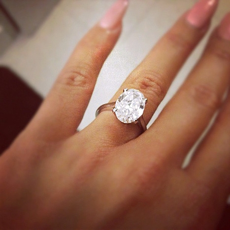 Amber Rose's Engagement Ring - Engagement 101