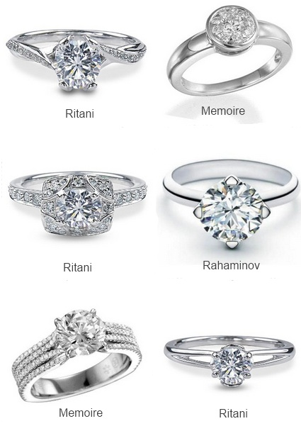 Forevermark New 2012 Engagement Rings Engagement 101