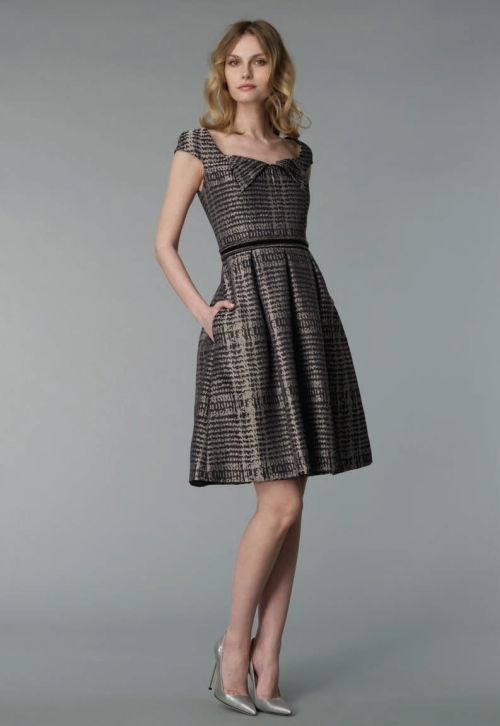 David Meister Fall 2012 Cocktail Dresses Collection: Find the Perfect Dress for Your Engagement Party!