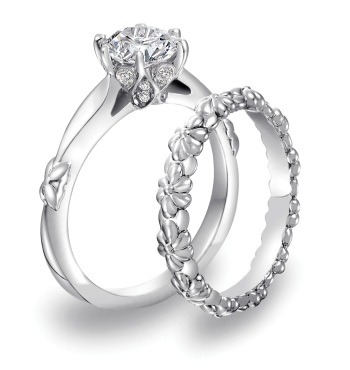 Harout R New 2012 Engagement Rings And Wedding Bands