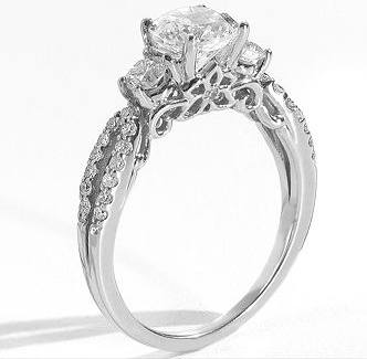Simplyvera By Vera Engagement Rings
