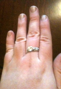 You 39 Ve Been Wearing Your Engagement Ring Wrong