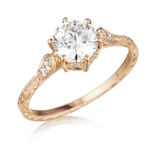 John Apel Beautiful Organic Engagement Rings Engagement 101