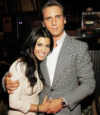 An engagement ring for Kourtney Kardashian Engagement 101