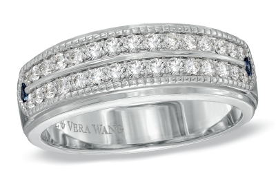 Vera Wang LOVE Mens Wedding Bands