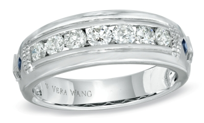Vera Wang Love Men S Wedding Bands