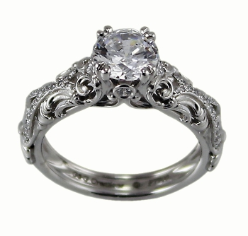 Renaissance Bridal Engagement Ring Collection  Engagement 101. Wire Wrapped Rings. Vitalium Wedding Rings. Deer Pearl Flower Wedding Rings. Meaningful Engagement Rings. Monica Friend Engagement Rings. Engagement Chicago Engagement Rings. Scottish Traditional Wedding Rings. 2 Carat Rings