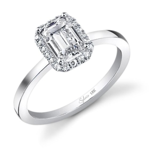 New Affordable Engagement Ring Collection by Sylvie Collection
