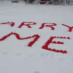 Don't Let Snow Put a Damper on Proposing