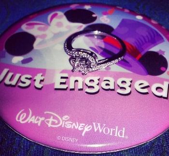 A Disney World Proposal Engagement 101