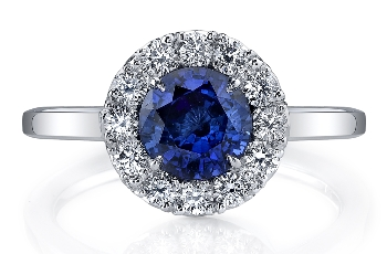 Sapphire Engagement Rings Prices