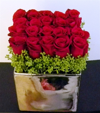 Roses valentines day bouquet ideas engagement 101 for Valentines day flower ideas