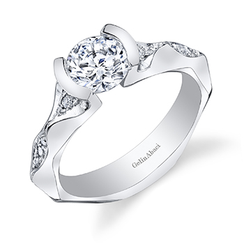 rings modern band ring palladium dublin wedding jewellers