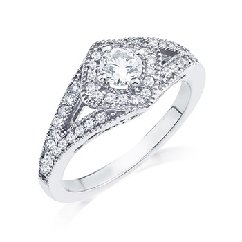 Affordable Engagement Rings by Camelot Engagement 101