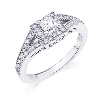 Affordable Engagement Rings by Camelot