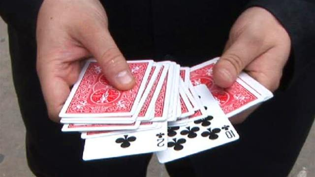cardtrick How To Make Magic Tricks With Cards