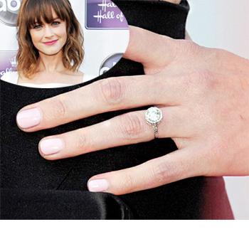 Celeb Envy Celebrity Engagement Rings