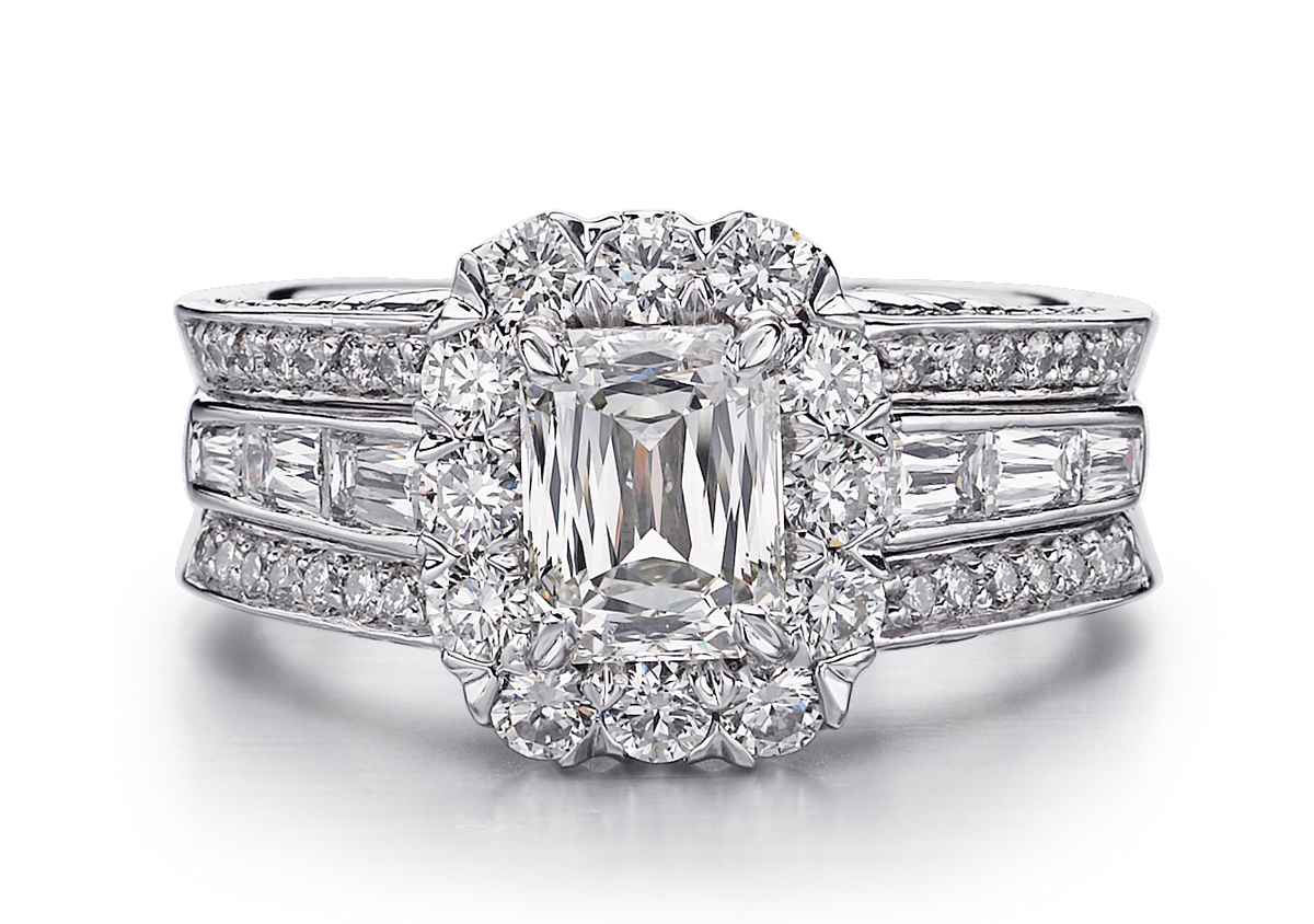 Christopher Designs 2013 Engagement Rings