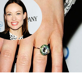 brides diamond engagement rings the natalie celebrity most a unique