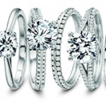 Precision Set 2013 Engagement Rings and Wedding Bands