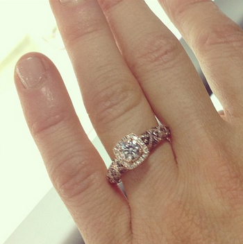 More And Designers Are Combining White Yellow Black Rose Gold To Create Magical Engagement Ring Wedding Band Patterns