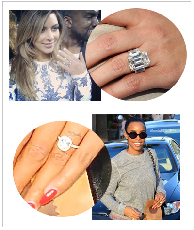 6 New Celebrity Engagement Ring Trends We Love
