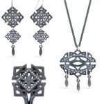 A Celtic-Inspired Jewelry Collection