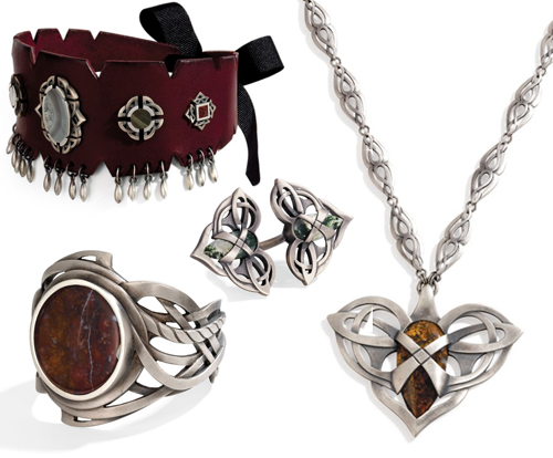 a celtic inspired jewelry collection engagement 101