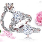 Engagement Rings with Vintage Accents