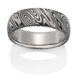 Mokume Gane Makes a Ring as Indestructible as it is Beautiful and Unique